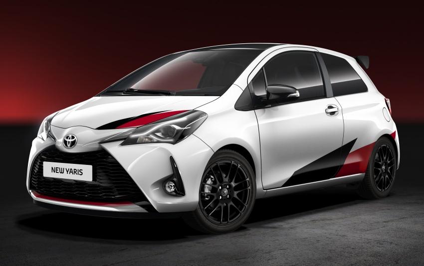 Toyota Yaris hot hatch – Geneva debut, over 210 hp! Image #603215