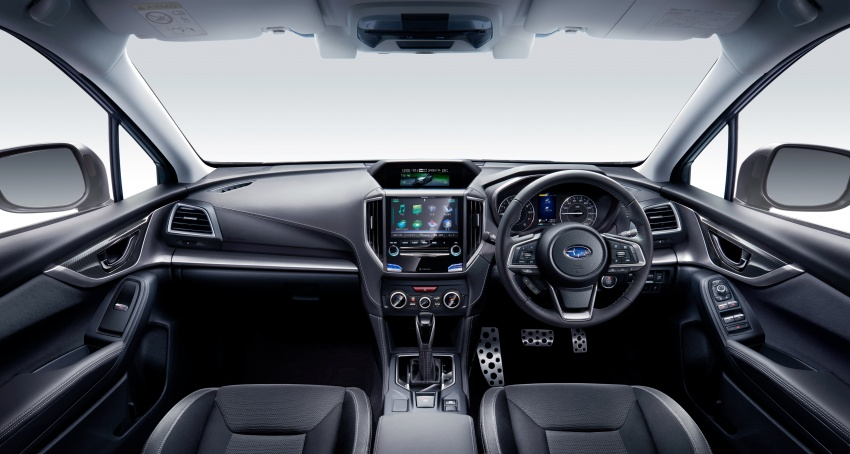 2017 Subaru Impreza launched in Singapore – sedan and hatchback; NA 1.6L and 2.0L CVT with AWD Image #602193