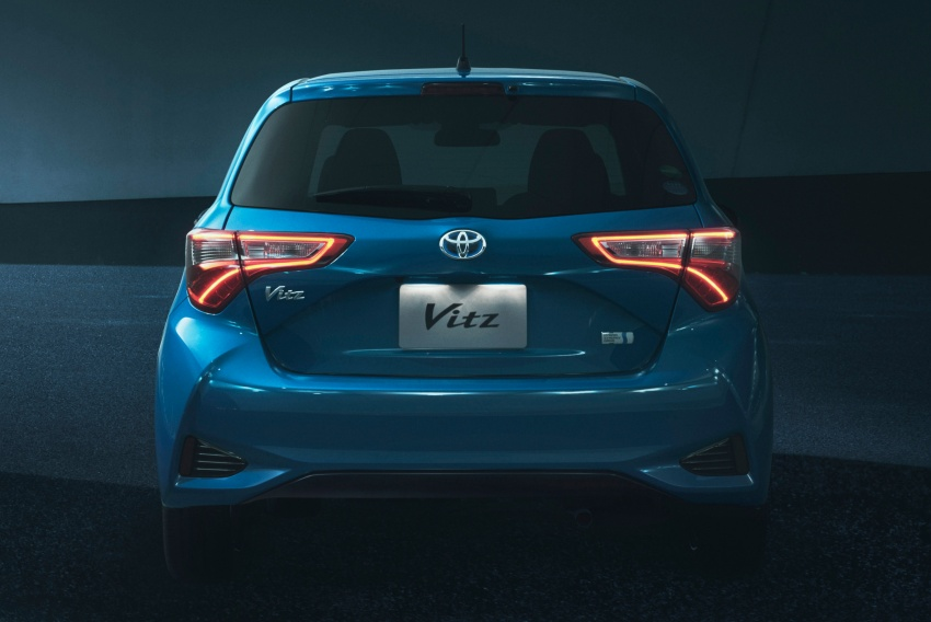 Toyota Yaris facelifted again – new Hybrid for Japan Image #603053