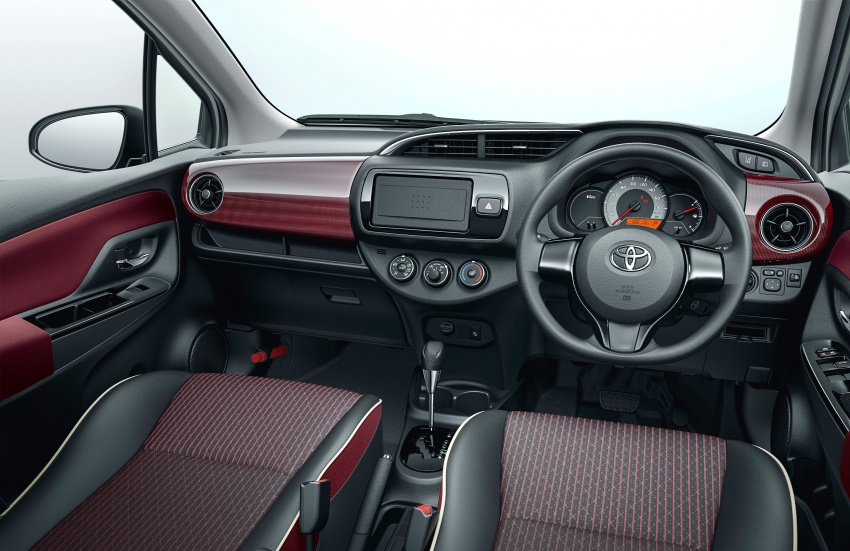 Toyota Yaris facelifted again – new Hybrid for Japan Image #603061