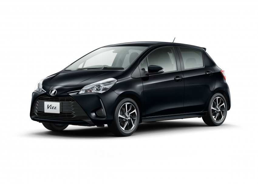 Toyota Yaris facelifted again – new Hybrid for Japan Image #603063