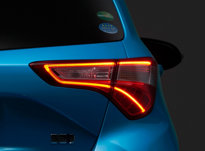 Toyota Yaris facelifted again – new Hybrid for Japan Image #603072