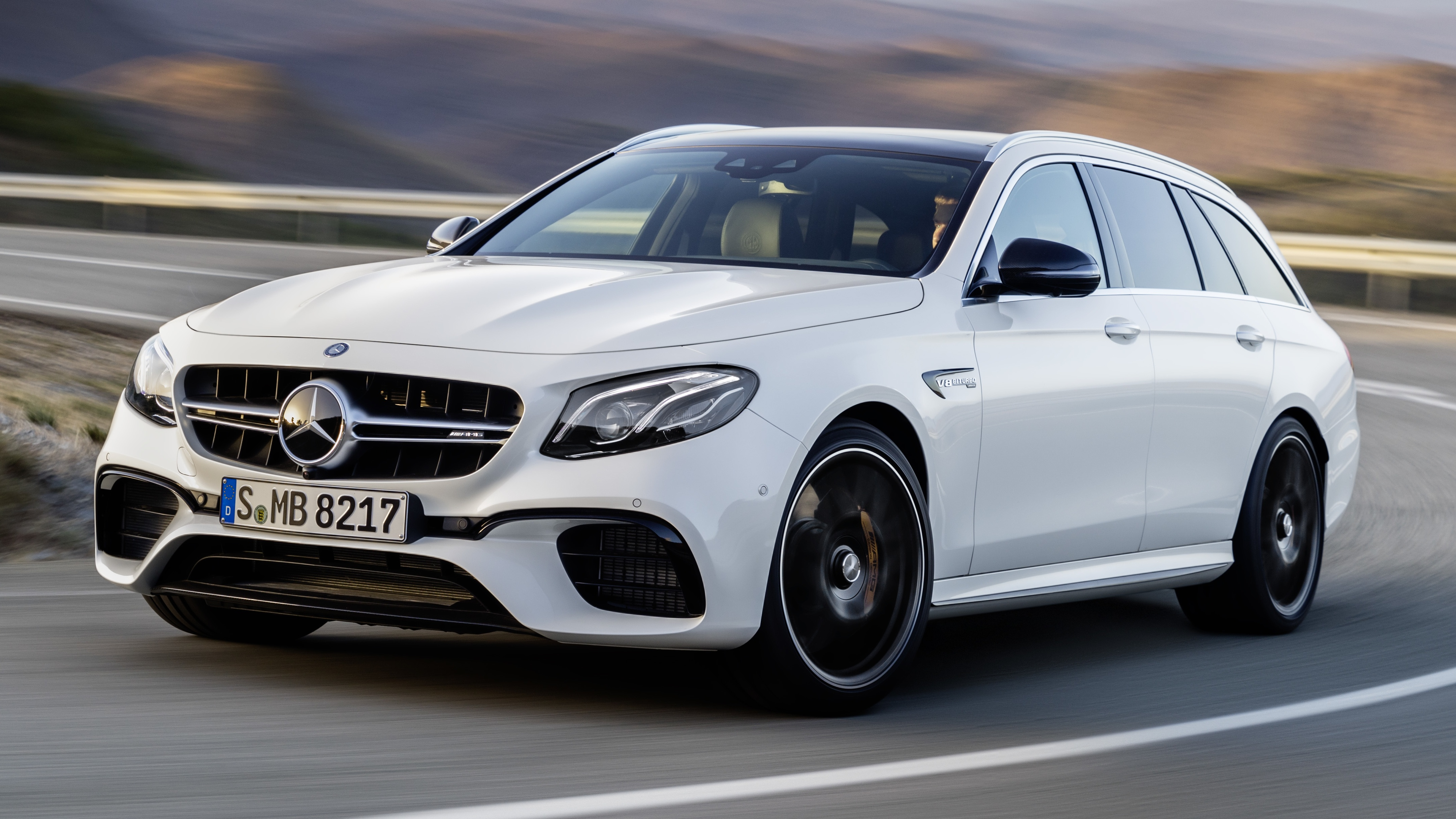Mercedes-AMG E63 4Matic+ Estate: prices revealed for 2017