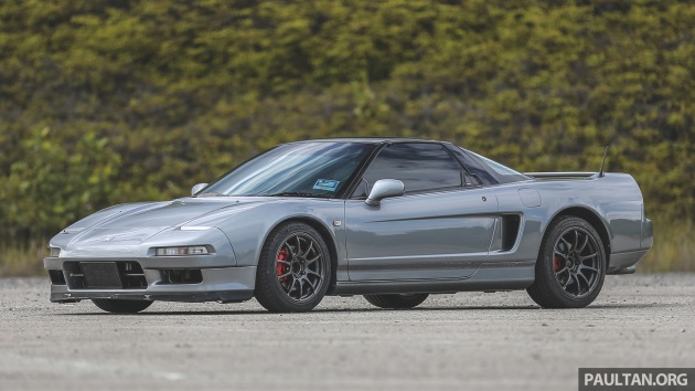 GALLERY: 1990 Honda NSX – the space-age classic