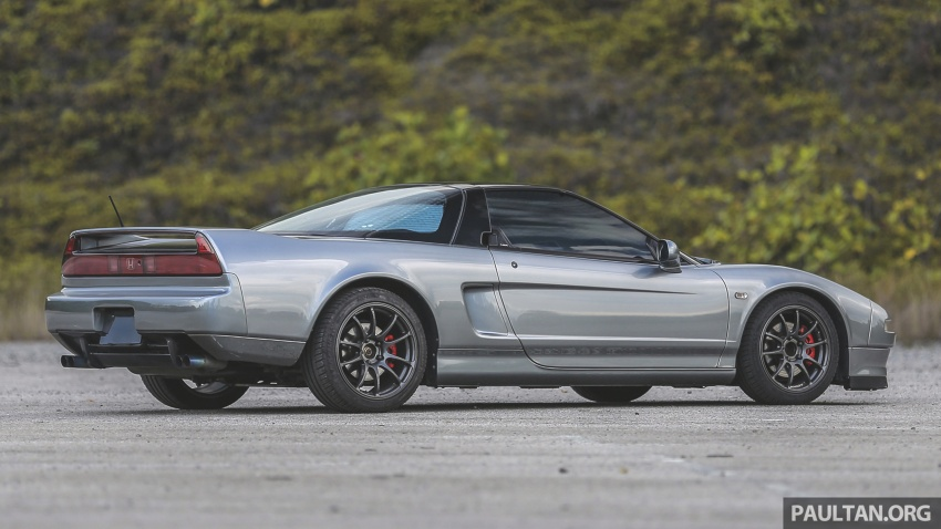 GALLERY: 1990 Honda NSX – the space-age classic Image #618500