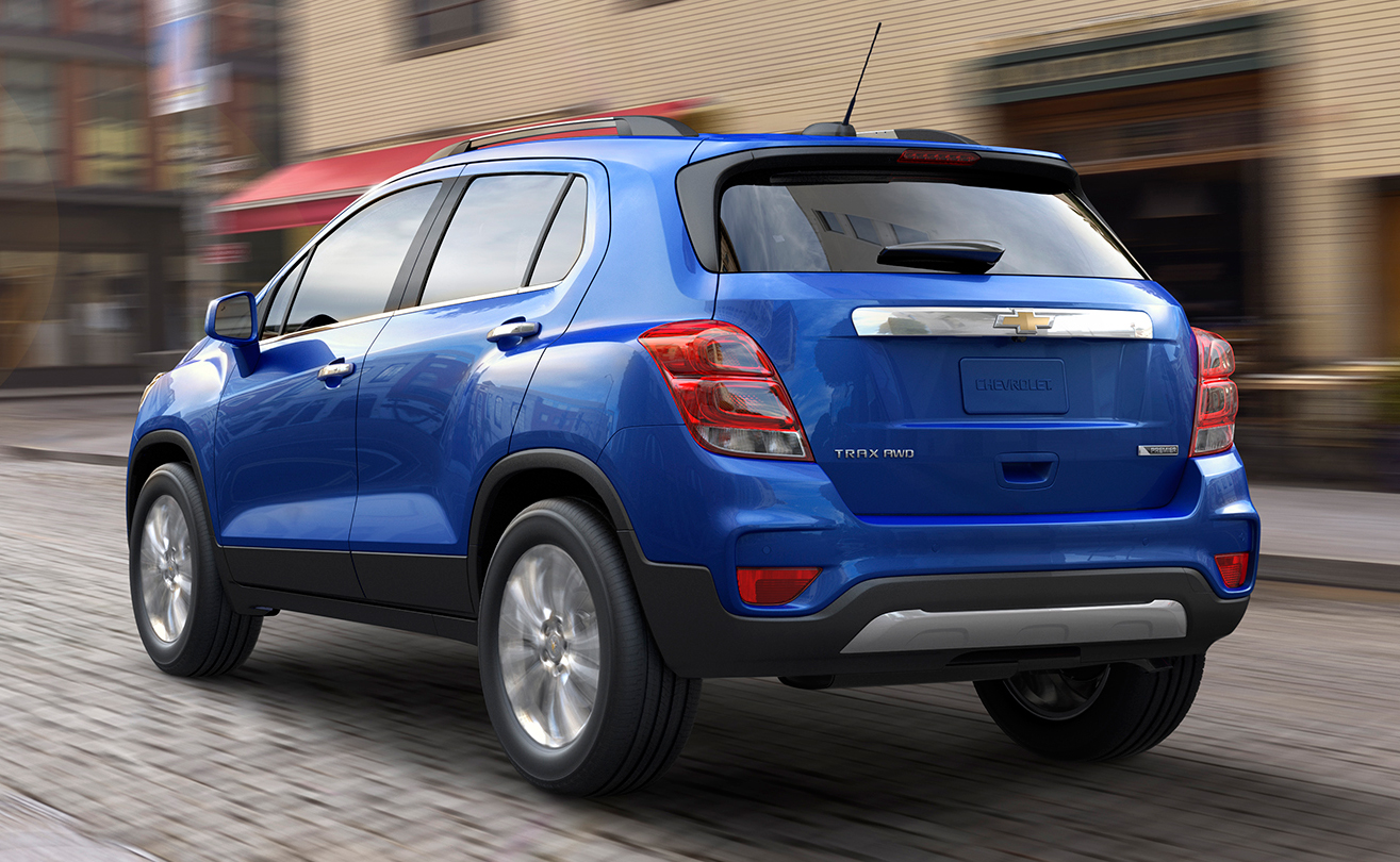 2017 chevrolet trax compact suv spotted in malaysia image. Black Bedroom Furniture Sets. Home Design Ideas