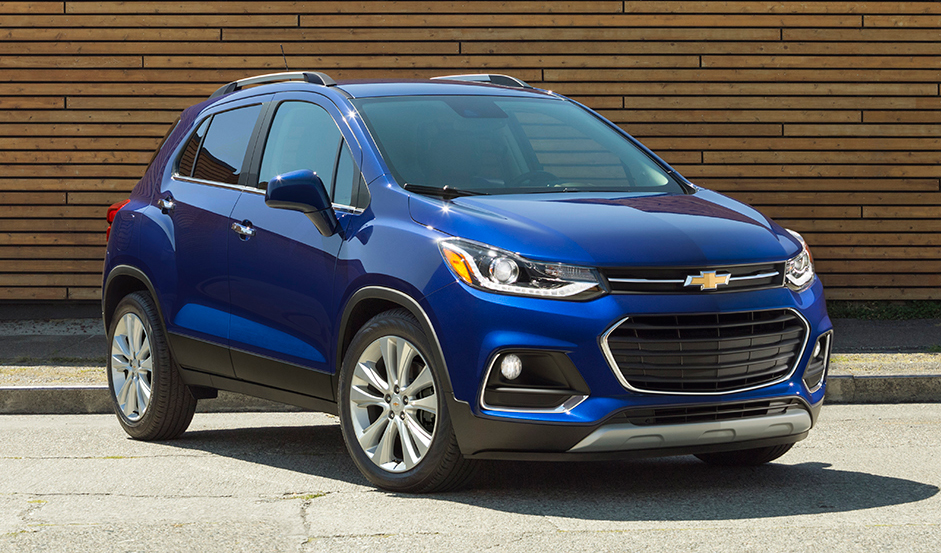2017 Chevrolet Trax compact SUV spotted in Malaysia Image 617455