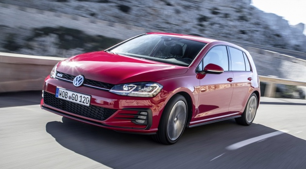 2018 volkswagen golf r line gti and r mk7 5 in malaysia. Black Bedroom Furniture Sets. Home Design Ideas
