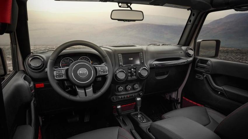 Jeep Wrangler Rubicon Recon – more capable off-road Image #612445