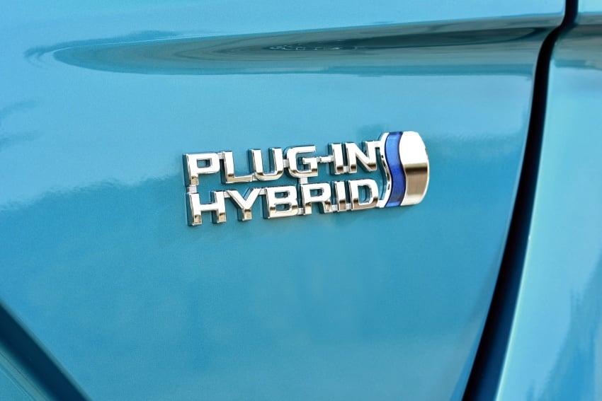 New Toyota Prius Plug-in Hybrid – double the EV range Image #612705