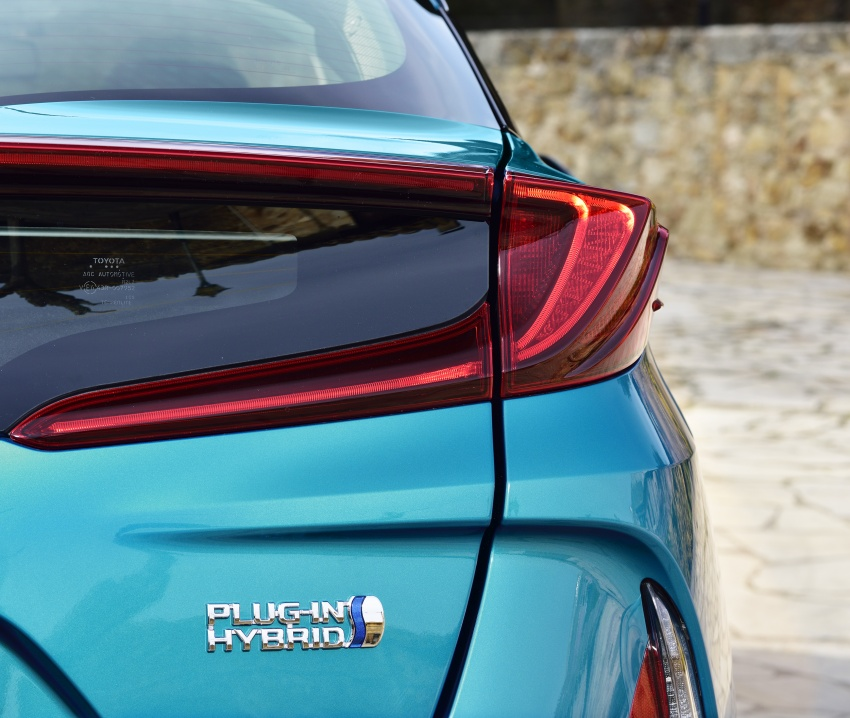 New Toyota Prius Plug-in Hybrid – double the EV range Image #612706