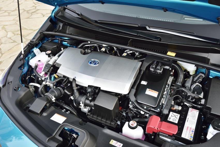 New Toyota Prius Plug-in Hybrid – double the EV range Image #612713