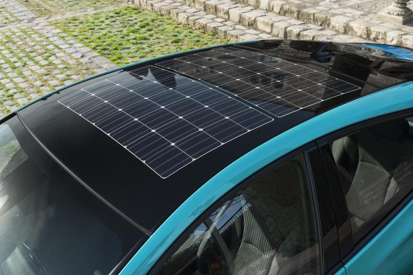 New Toyota Prius Plug-in Hybrid – double the EV range Image #612753