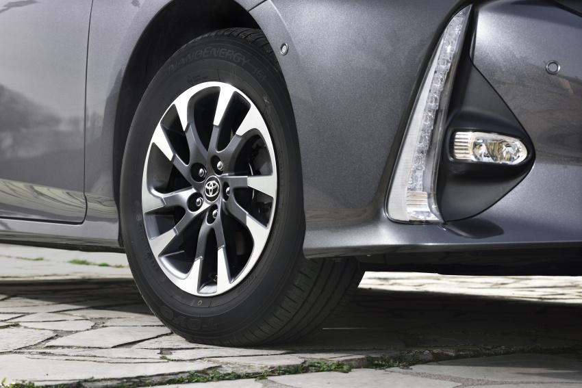 New Toyota Prius Plug-in Hybrid – double the EV range Image #612765
