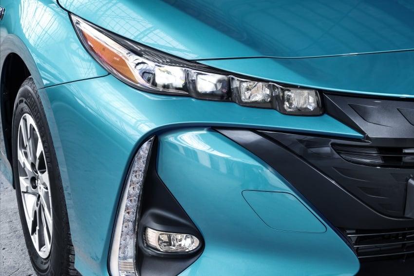 New Toyota Prius Plug-in Hybrid – double the EV range Image #612788