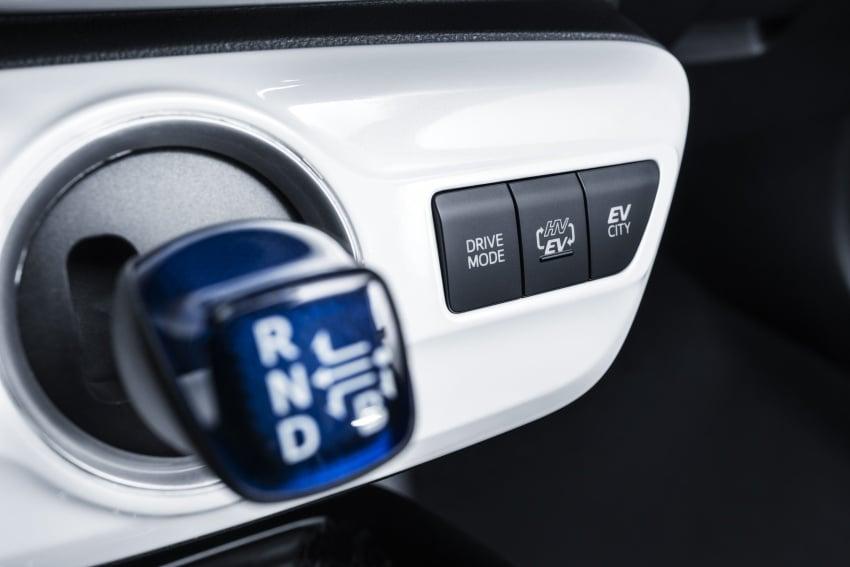 New Toyota Prius Plug-in Hybrid – double the EV range Image #612817