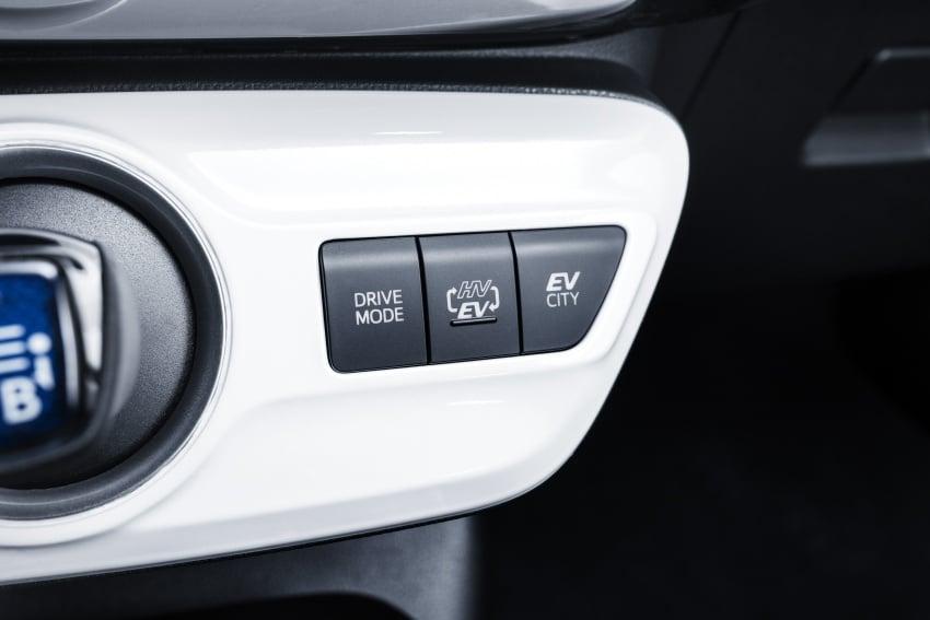 New Toyota Prius Plug-in Hybrid – double the EV range Image #612819