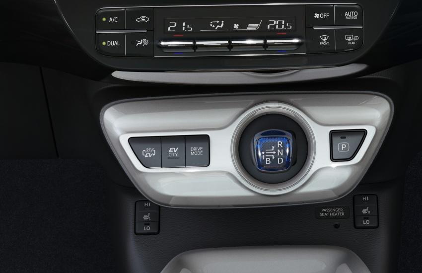 New Toyota Prius Plug-in Hybrid – double the EV range Image #612820