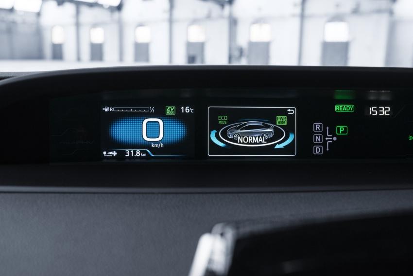 New Toyota Prius Plug-in Hybrid – double the EV range Image #612825