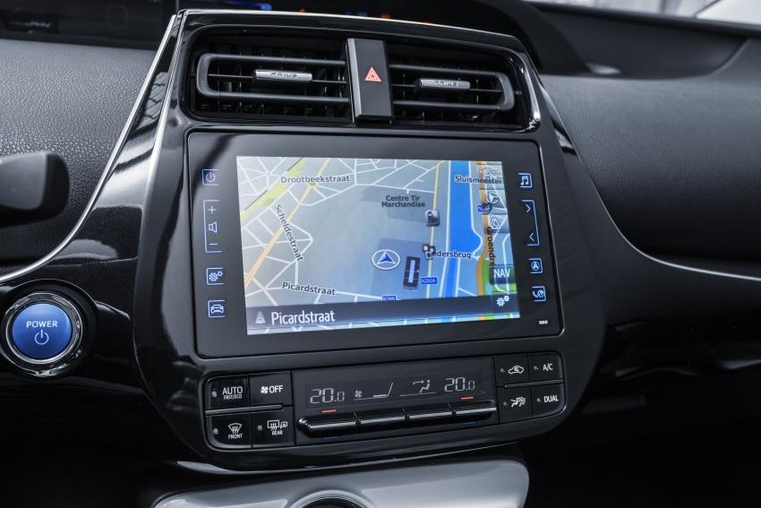 New Toyota Prius Plug-in Hybrid – double the EV range Image #612827