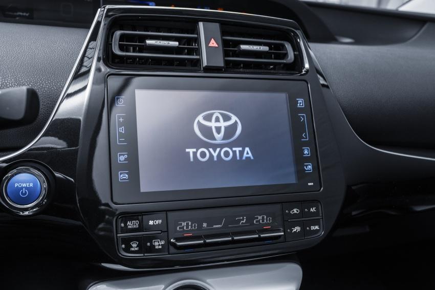 New Toyota Prius Plug-in Hybrid – double the EV range Image #612828