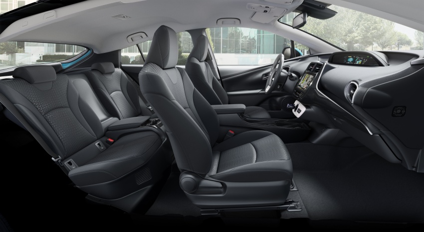 New Toyota Prius Plug-in Hybrid – double the EV range Image #612860