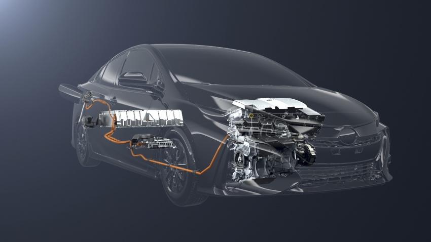 New Toyota Prius Plug-in Hybrid – double the EV range Image #612863