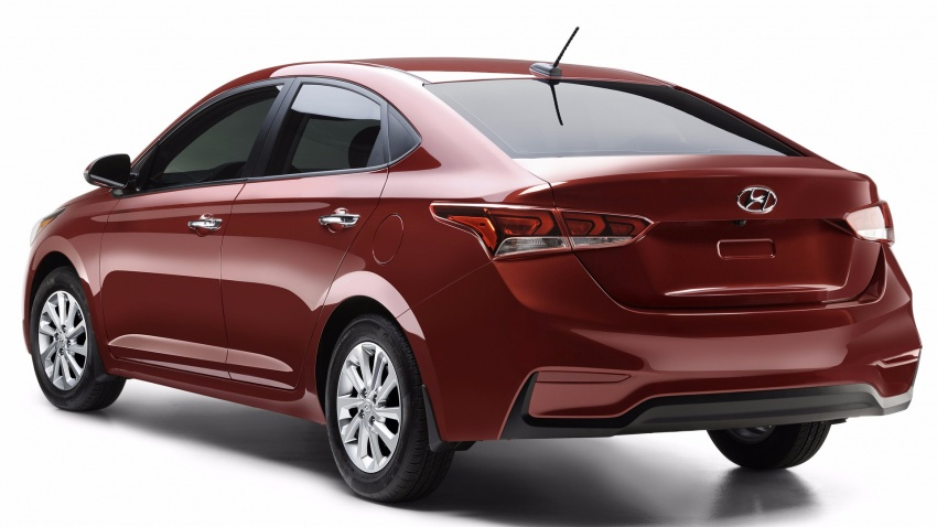 2018 Hyundai Accent – fifth-gen compact makes debut Image #617009