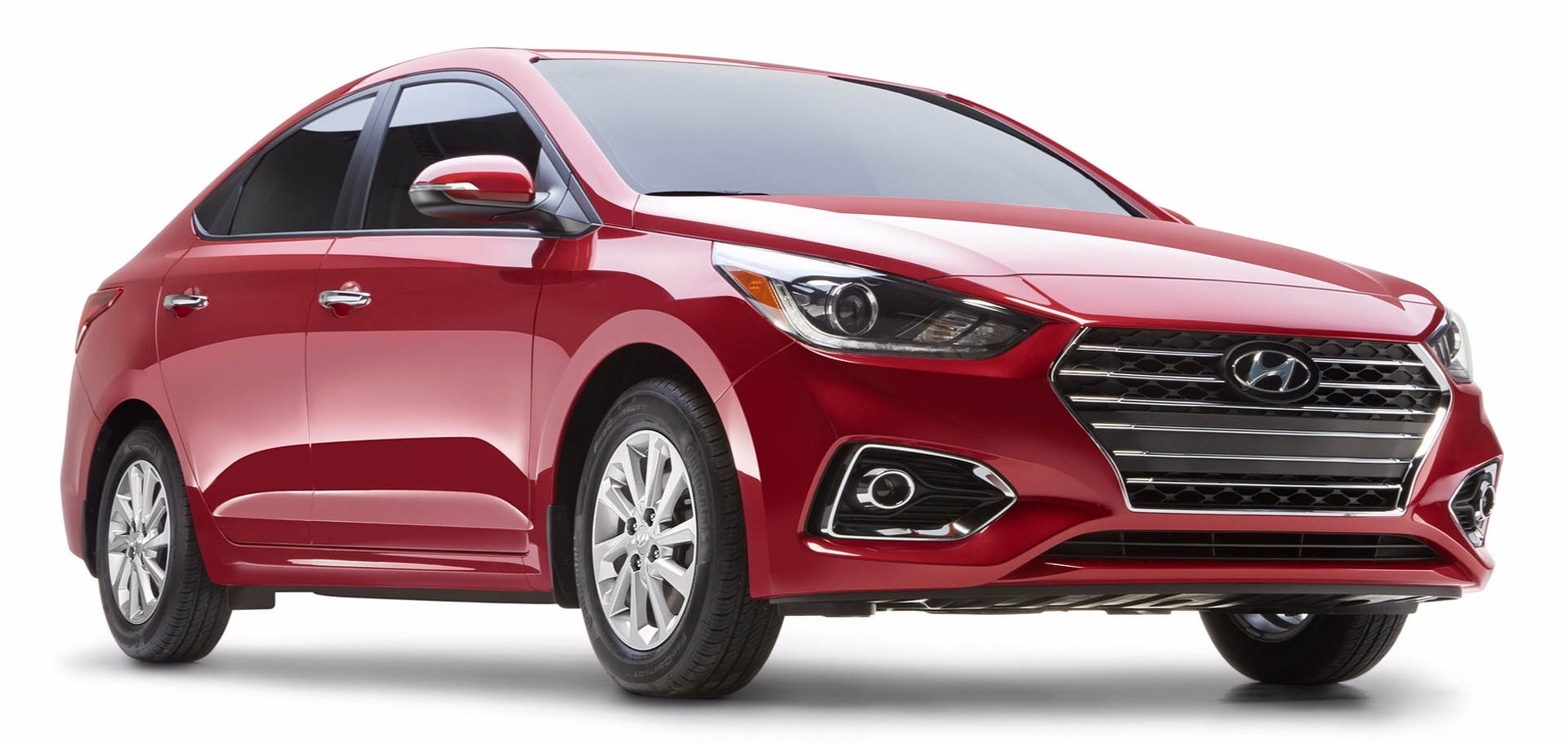 2018 hyundai accent fifth gen compact makes debut. Black Bedroom Furniture Sets. Home Design Ideas