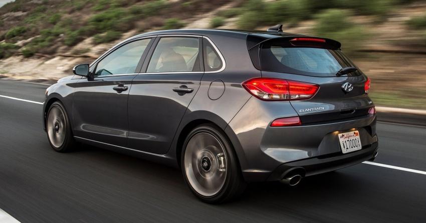 2018 Hyundai Elantra GT – US market i30 makes debut Image #613492