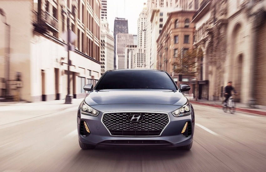 2018 Hyundai Elantra GT – US market i30 makes debut Image #613494