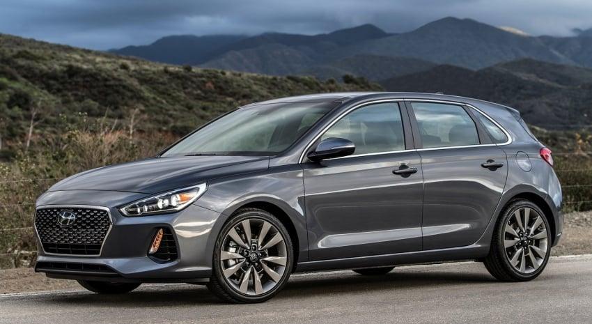 2018 Hyundai Elantra GT – US market i30 makes debut Image #613496