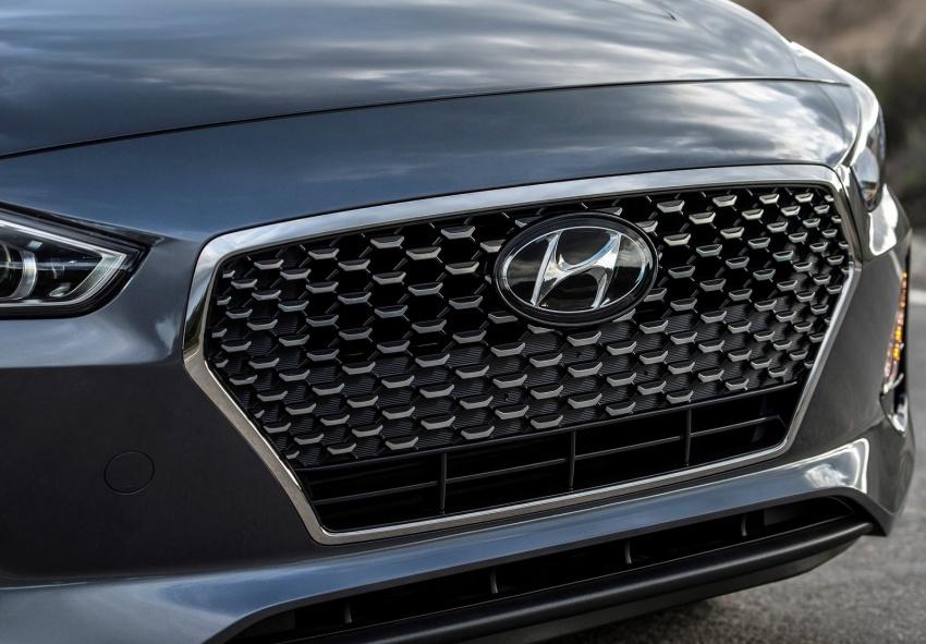 Hyundai Elantra GT 2018 – i30 diperkenalkan untuk US Image #613778
