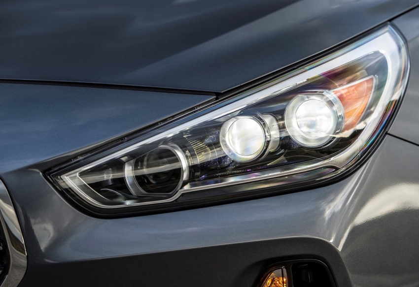 Hyundai Elantra GT 2018 – i30 diperkenalkan untuk US Image #613779