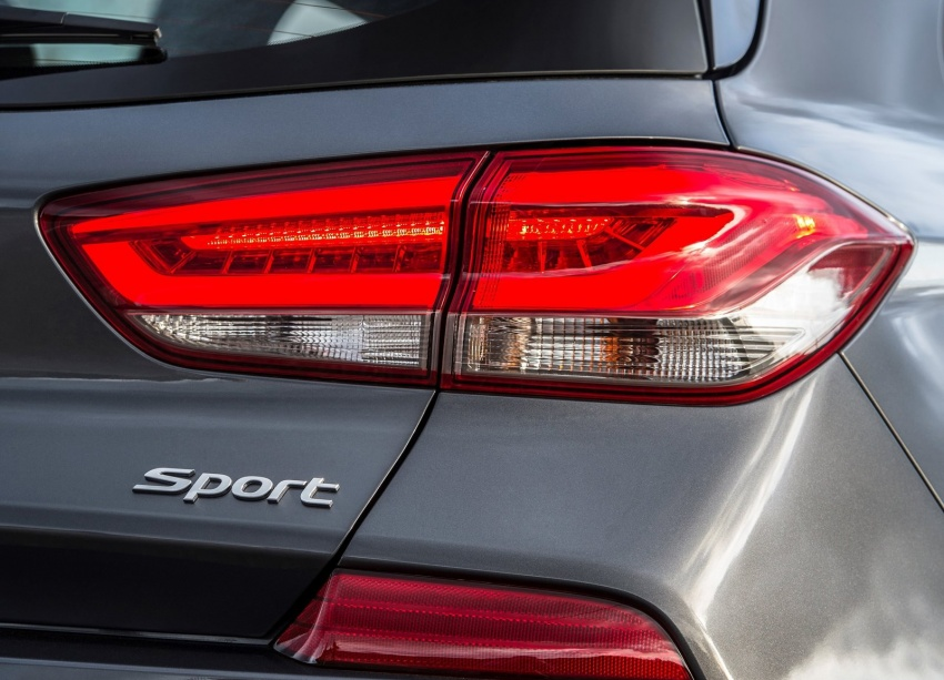 2018 Hyundai Elantra GT – US market i30 makes debut Image #613510
