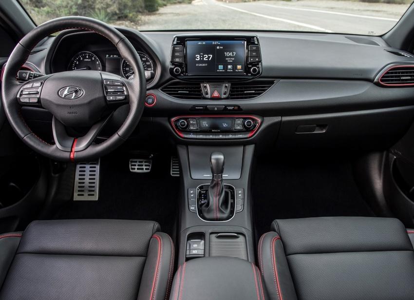 Hyundai Elantra GT 2018 – i30 diperkenalkan untuk US Image #613786