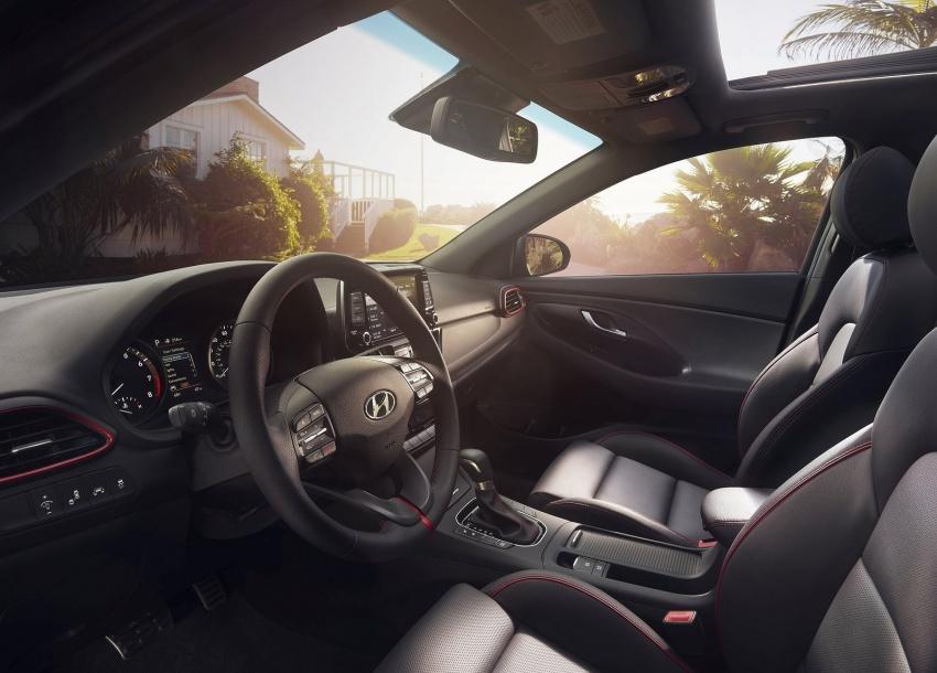 2018 Hyundai Elantra GT – US market i30 makes debut Image #613518
