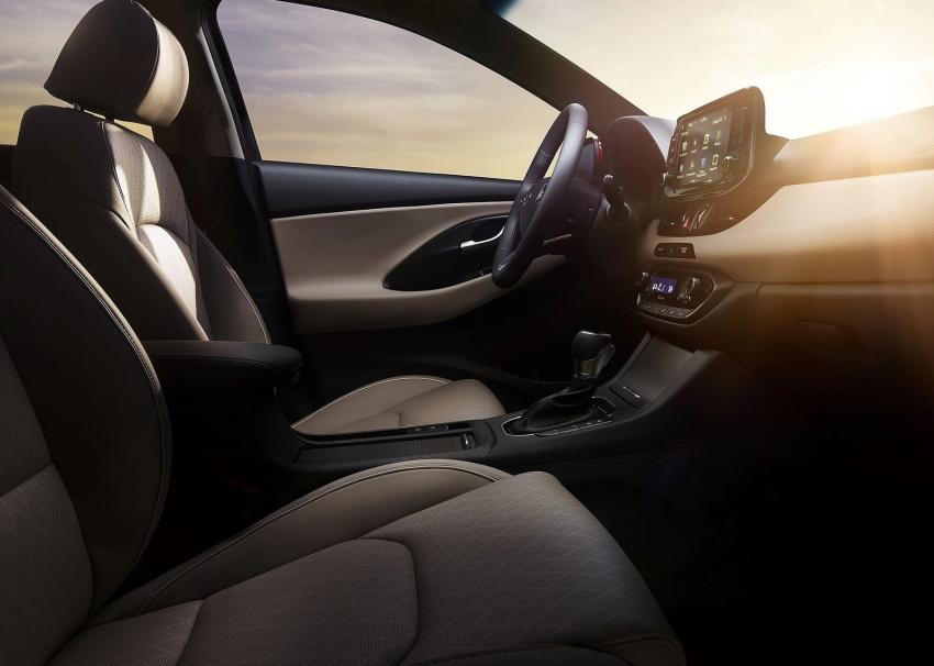 Hyundai Elantra GT 2018 – i30 diperkenalkan untuk US Image #613789