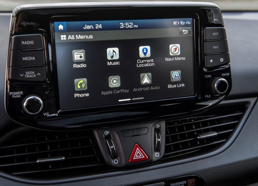 2018 Hyundai Elantra GT – US market i30 makes debut Image #613535