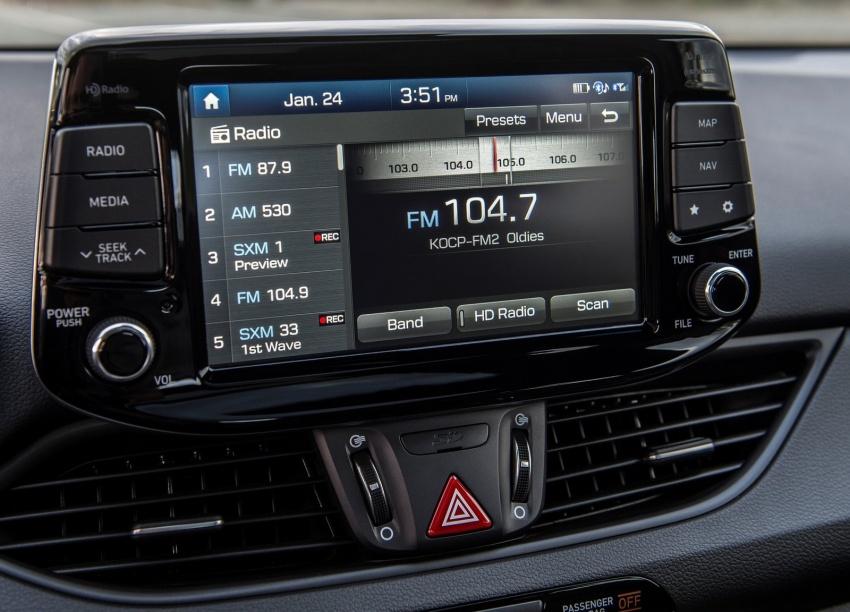 2018 Hyundai Elantra GT – US market i30 makes debut Image #613536