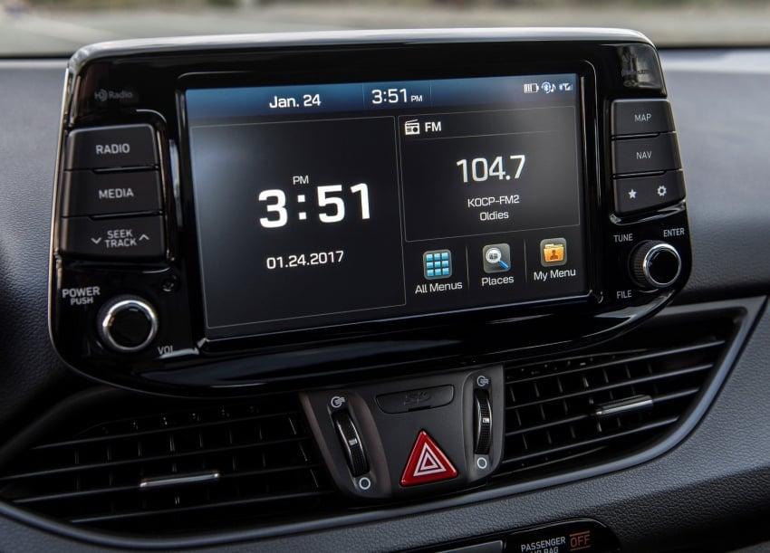 2018 Hyundai Elantra GT – US market i30 makes debut Image #613537