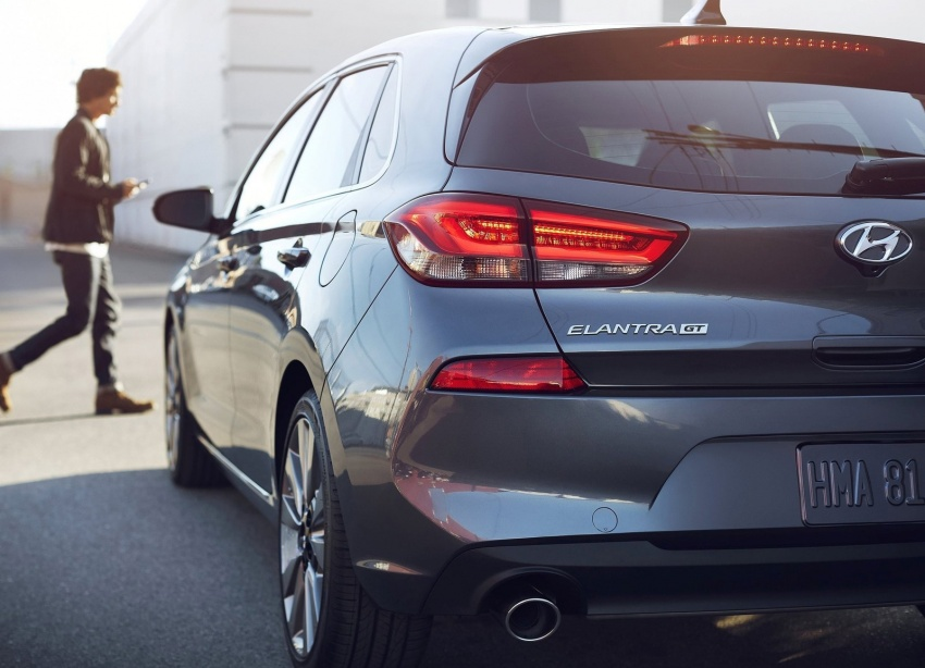 2018 Hyundai Elantra GT – US market i30 makes debut Image #613542