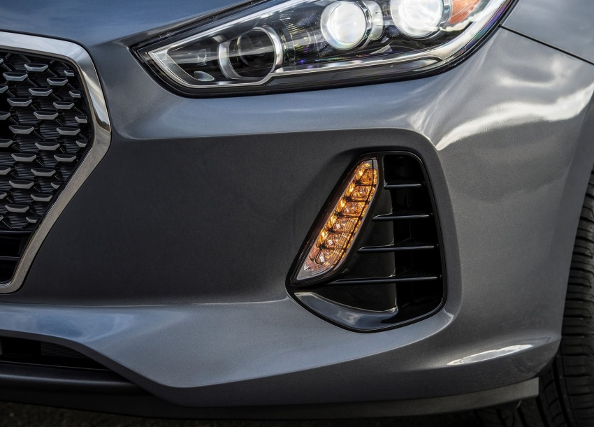 2018 Hyundai Elantra GT – US market i30 makes debut Image #613543