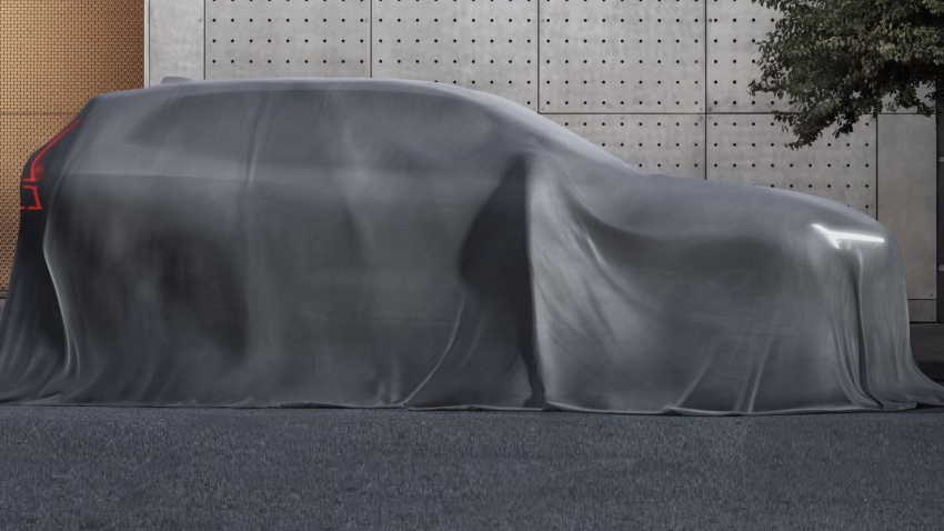 2018 Volvo XC60 teased – new SUV to debut in Geneva Image #620880