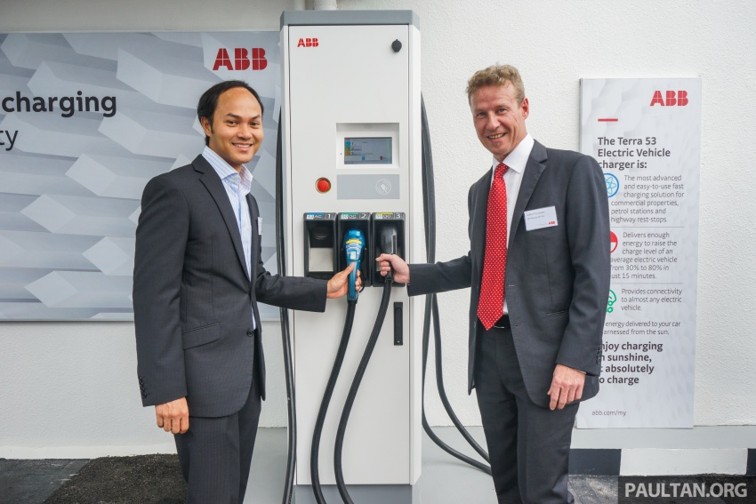 ABB launches Terra 53 CJG EV fast charger – 43 kW AC and 50 kW DC, supports all charging standards Image #620678