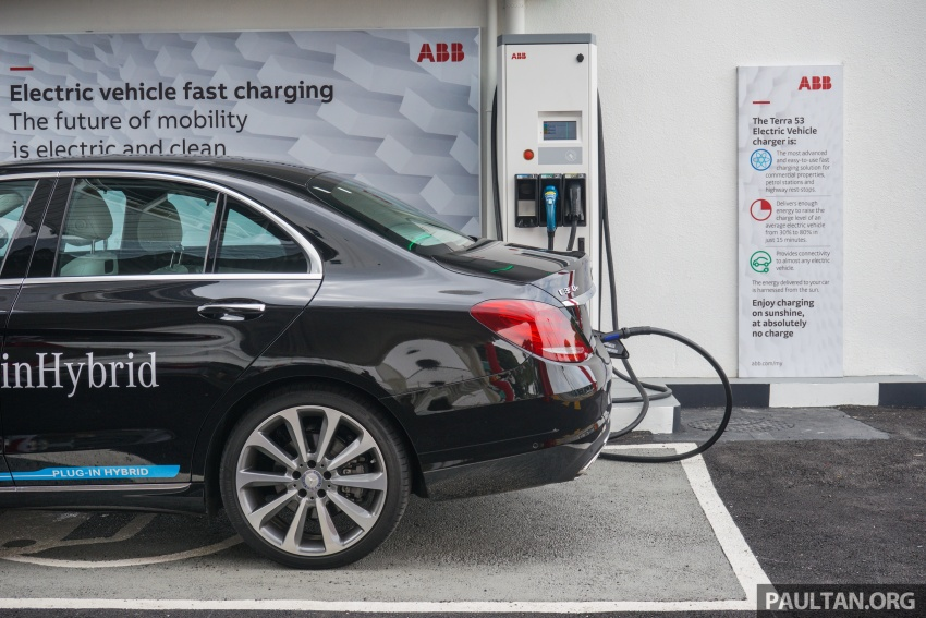ABB launches Terra 53 CJG EV fast charger – 43 kW AC and 50 kW DC, supports all charging standards Image #620689