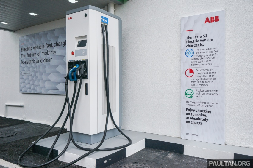 ABB launches Terra 53 CJG EV fast charger – 43 kW AC and 50 kW DC, supports all charging standards Image #620679