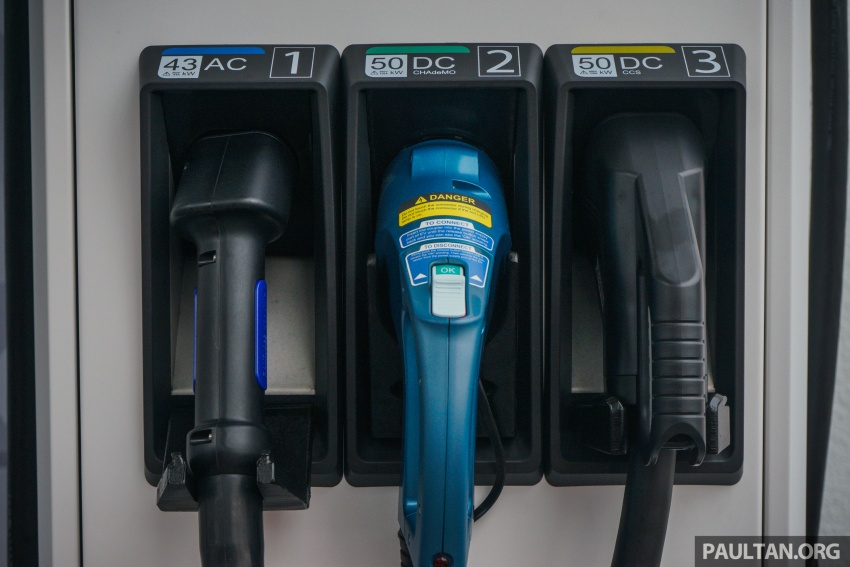 ABB launches Terra 53 CJG EV fast charger – 43 kW AC and 50 kW DC, supports all charging standards Image #620681