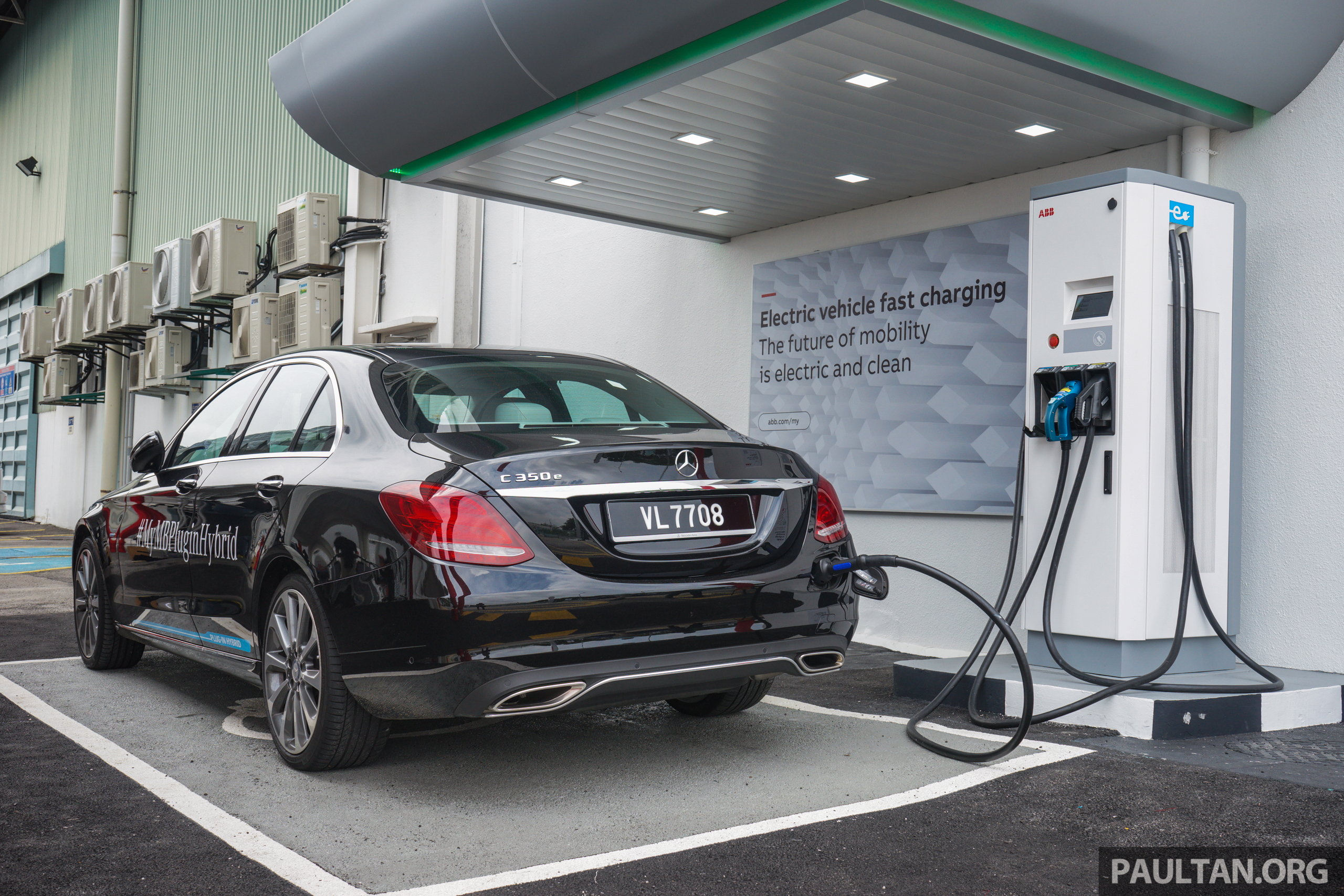 ABB launches Terra 53 CJG EV fast charger – 43 kW AC and ...
