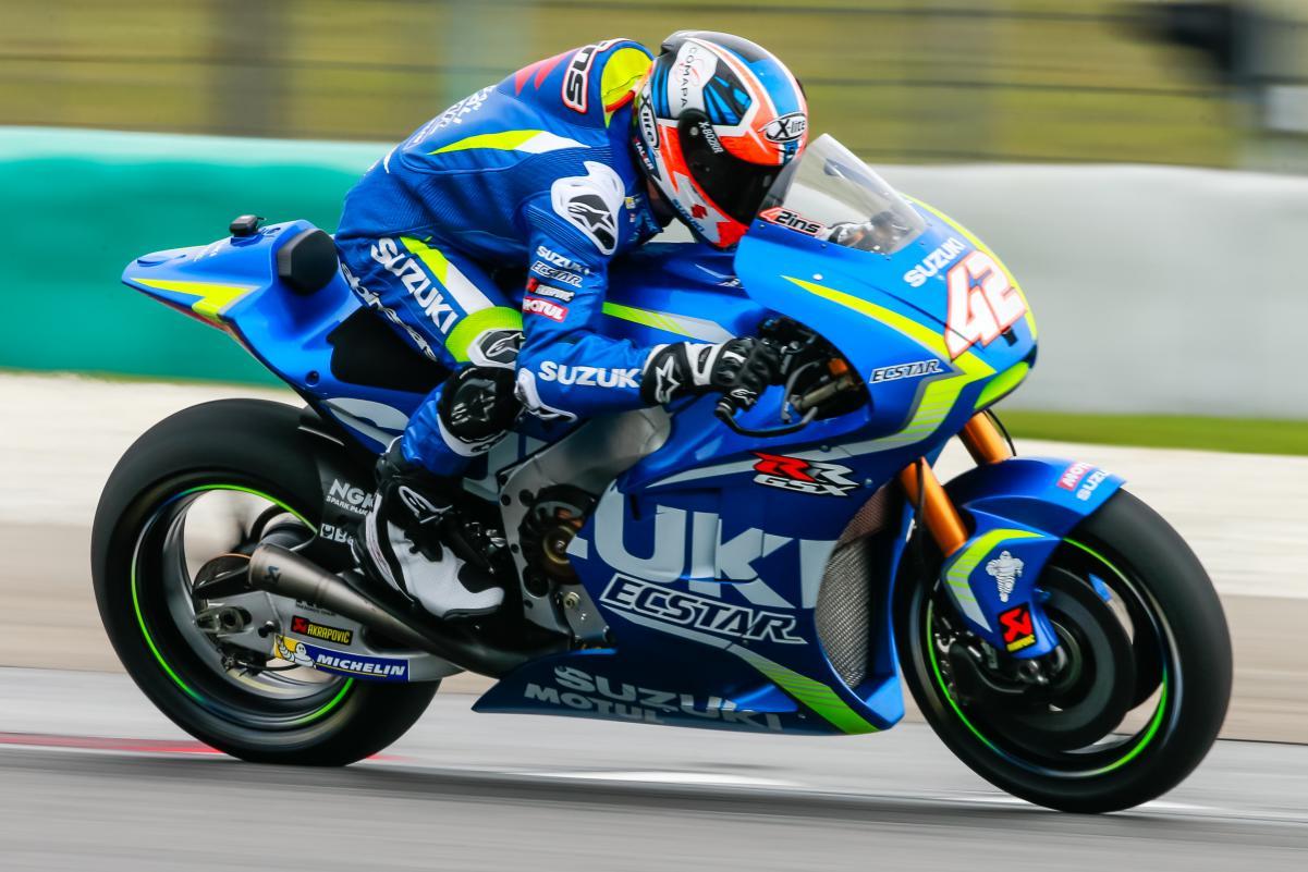 GALERI: Helmet apakah yang dipakai oleh pelumba MotoGP semasa hari ujian rasmi di Litar Sepang ...